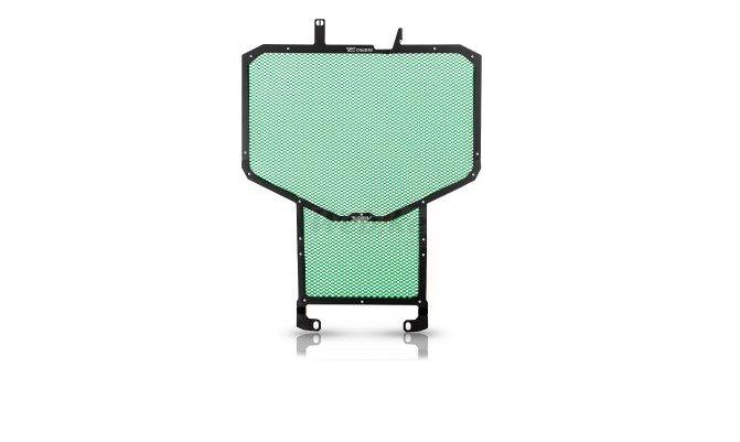Dimotiv ディモーティヴ コアガード ラジエーターガードスタンダード(Radiator Guard - Standard) カラー:Dark Green X-ADV 17