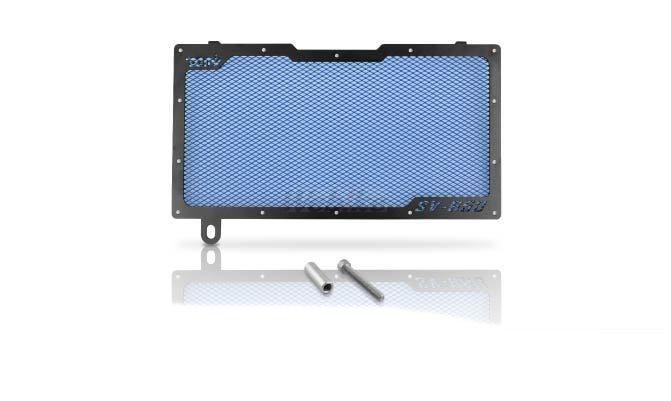 Dimotiv ディモーティヴ コアガード ラジエーターガードスタンダード(Radiator Guard - Standard) カラー:Blue SV 650 2016