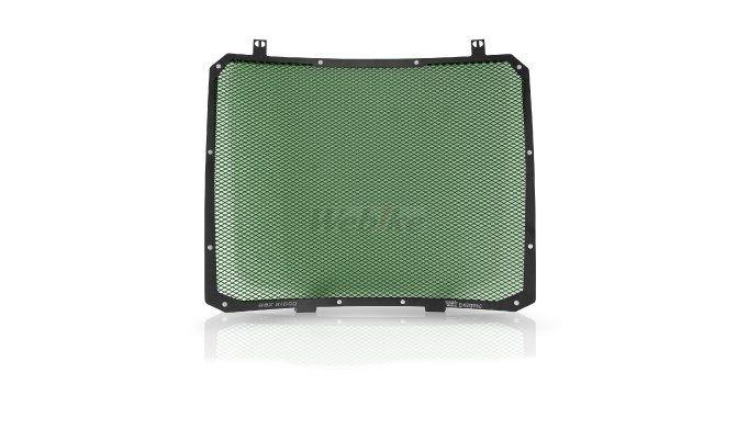 Dimotiv ディモーティヴ コアガード ラジエーターガードスタンダード(Radiator Guard - Standard) カラー:Dark Green GSX-R1000 17