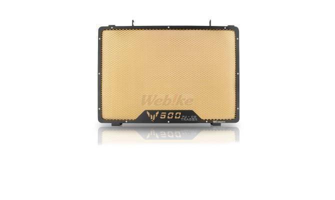 Dimotiv ディモーティヴ コアガード ラジエーターガードスタンダード(Radiator Guard - Standard) カラー:Gold XSR 900 14-16