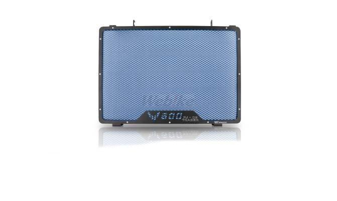 Dimotiv ディモーティヴ コアガード ラジエーターガードスタンダード(Radiator Guard - Standard) カラー:Blue TRACER 900 15-16