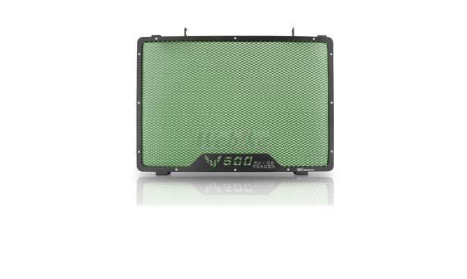 Dimotiv ディモーティヴ コアガード ラジエーターガードスタンダード(Radiator Guard - Standard) カラー:Dark Green TRACER 900 15-16