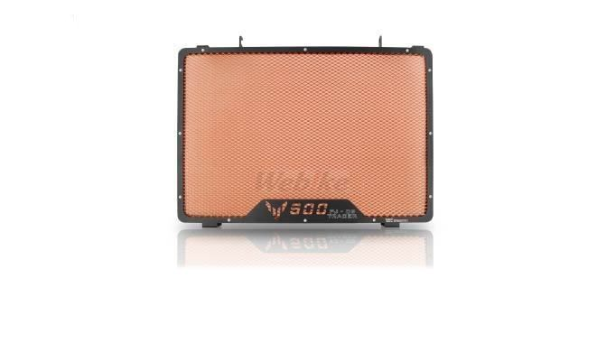 Dimotiv ディモーティヴ コアガード ラジエーターガードスタンダード(Radiator Guard - Standard) カラー:Orange XSR 900 14-16
