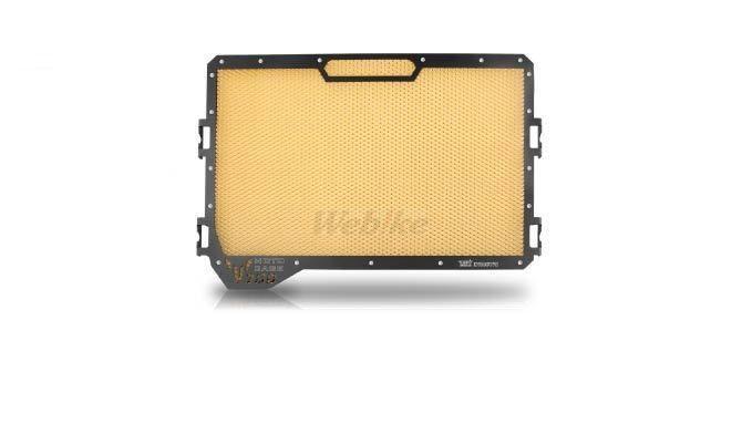 Dimotiv ディモーティヴ コアガード ラジエーターガードスタンダード(Radiator Guard - Standard) カラー:Gold MT-07 Moto Cage 15-16