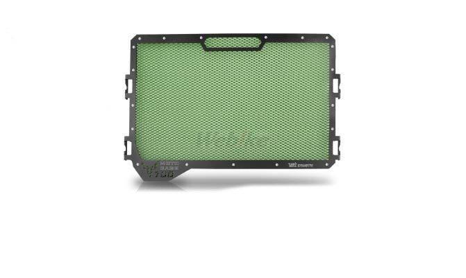 Dimotiv ディモーティヴ コアガード ラジエーターガードスタンダード(Radiator Guard - Standard) カラー:Dark Green MT-07 Moto Cage 15-16