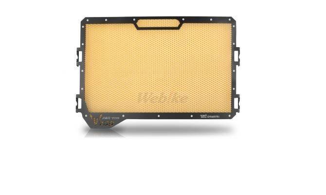 Dimotiv ディモーティヴ コアガード ラジエーターガードスタンダード(Radiator Guard - Standard) カラー:Gold XSR 700 15-16