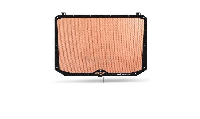 Dimotiv ディモーティヴ コアガード ラジエーターガードスタンダード(Radiator Guard - Standard) カラー:Orange YZF-R1 15-16、YZF-R1M 15-16、YZF-R1S 16-17
