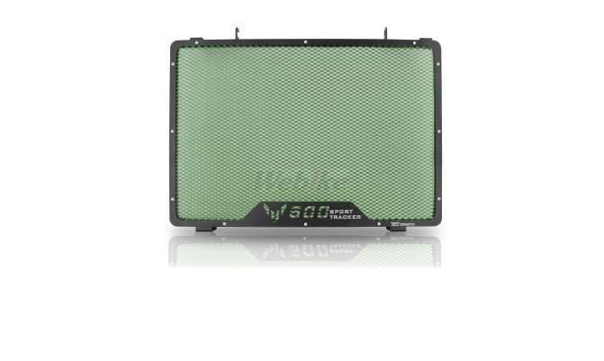 Dimotiv ディモーティヴ コアガード ラジエーターガードスタンダード(Radiator Guard - Standard) カラー:Dark Green SPORT TRACKER 13-16
