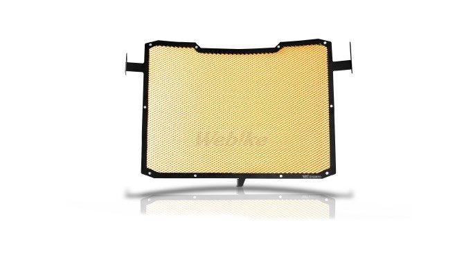 Dimotiv ディモーティヴ コアガード ラジエーターガード(Radiator Guard) カラー:Mesh:Gold YZF-R6 17-18