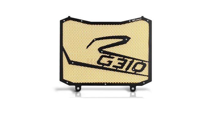 Dimotiv ディモーティヴ コアガード ラジエーターガードスペシャル(Radiator Guard - Special) カラー:Mesh:Gold G310R