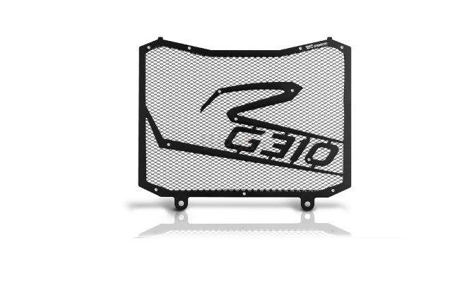 Dimotiv ディモーティヴ コアガード ラジエーターガードスペシャル(Radiator Guard - Special) カラー:Titanium G 310 R 17-18