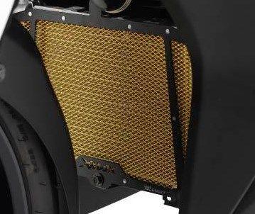 Dimotiv ディモーティヴ コアガード ラジエーターガードスタンダード(Radiator Guard - Standard) カラー:Titanium XMAX 300 2017