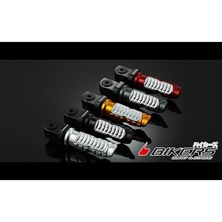 BIKERS バイカーズ リアタンデムステップ カラー:ライトゴールド NINJA250