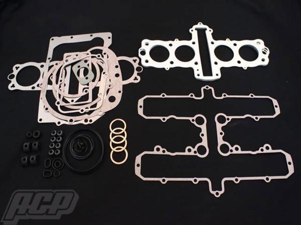 ACP エーシーピー エンジン ガスケットセット GPZ400 82-86 GPZ400 F 82-86 GPZ400 F2 82-86 Z400 GP 82-86