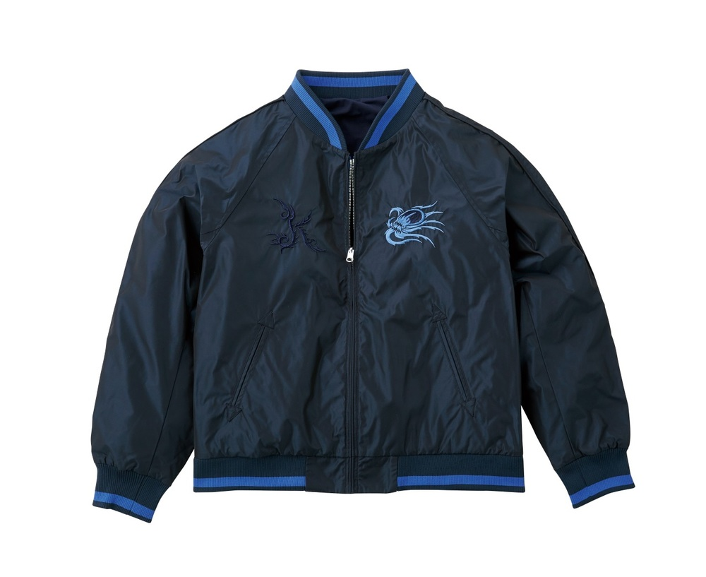 KAWASAKI カワサキ スーベニアジャケット