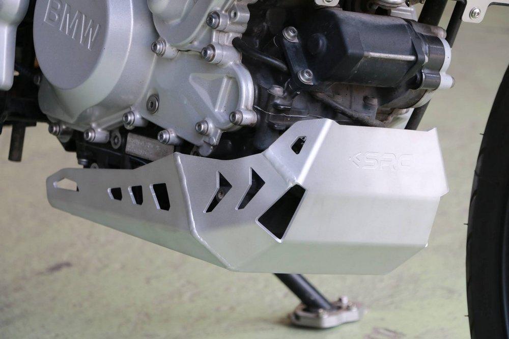 SRC エスアールシー スキッドプレート G310 R