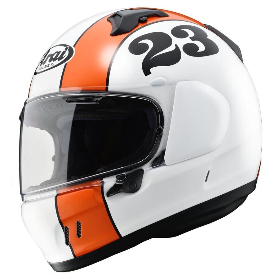 Araiアライ 直営ストア エックスディー Arai アライ フルフェイスヘルメット STOUT グラスホワイト 供え スタウト XD ヘルメット