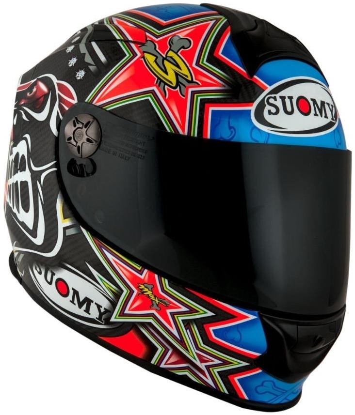 SUOMY スオーミー フルフェイスヘルメット SR-SPORT CARBON ビアッジ ヘルメット サイズ:M(57-58)