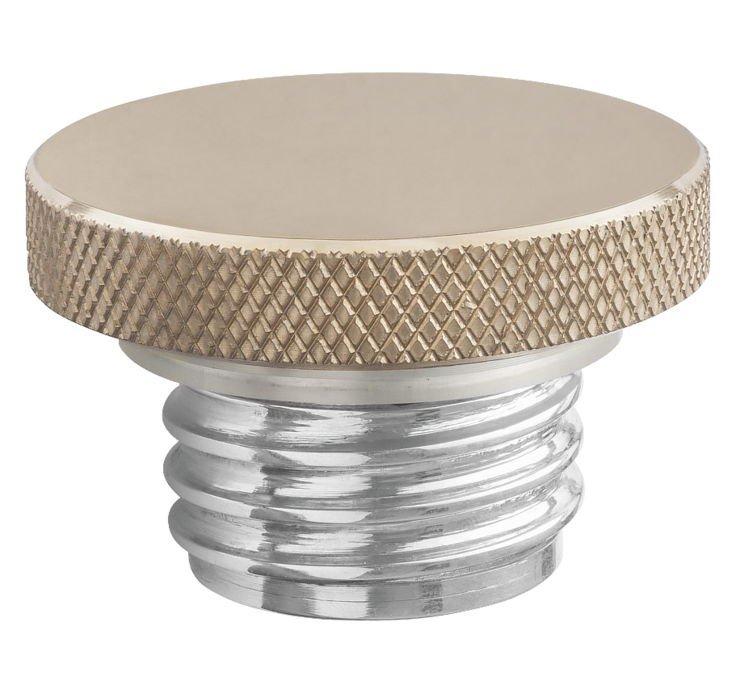 MOTONE Customs モトネ カスタムズ タンクキャップ Custom Gas Caps タイプ:Flat Top BrassFlat Top BrassFlat Top Brass [MT1108]