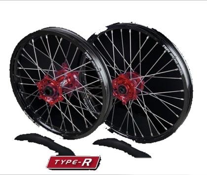 TGR TECHNIX GEAR TGRテクニクスギア TYPE-R Motocross/Enduro(モトクロス/エンデューロ)用ホイール(F単体) CRF450L