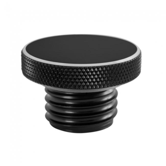 MOTONE Customs モトネ カスタムズ タンクキャップ Custom Gas Caps タイプ:Flat Top Black [MT1110]