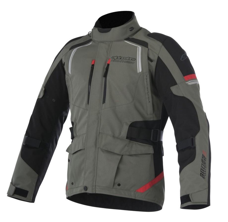 【在庫あり】alpinestars アルパインスターズ ライディングジャケット ANDES 2 DRYSTAR JACKET [アンデス 2 ドライスター ジャケット] サイズ:L
