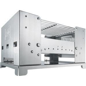 ESBIT エスビット BBQ-BOX 300S CHARCOAL GRILL ST. STEEL