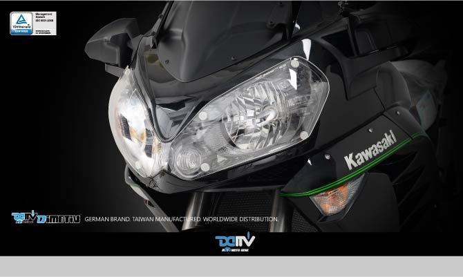 Dimotiv ディモーティヴ ヘッドライトプロテクター 1400GTR