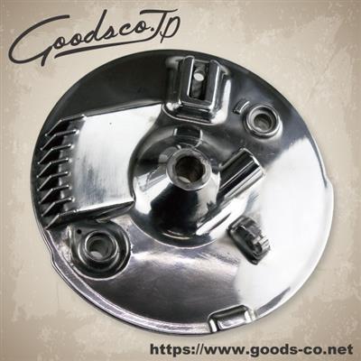 GOODS グッズ その他フロントフォーク関係 74スプリンガー用 ブレーキパネル 中古加工品 SR400 SR500