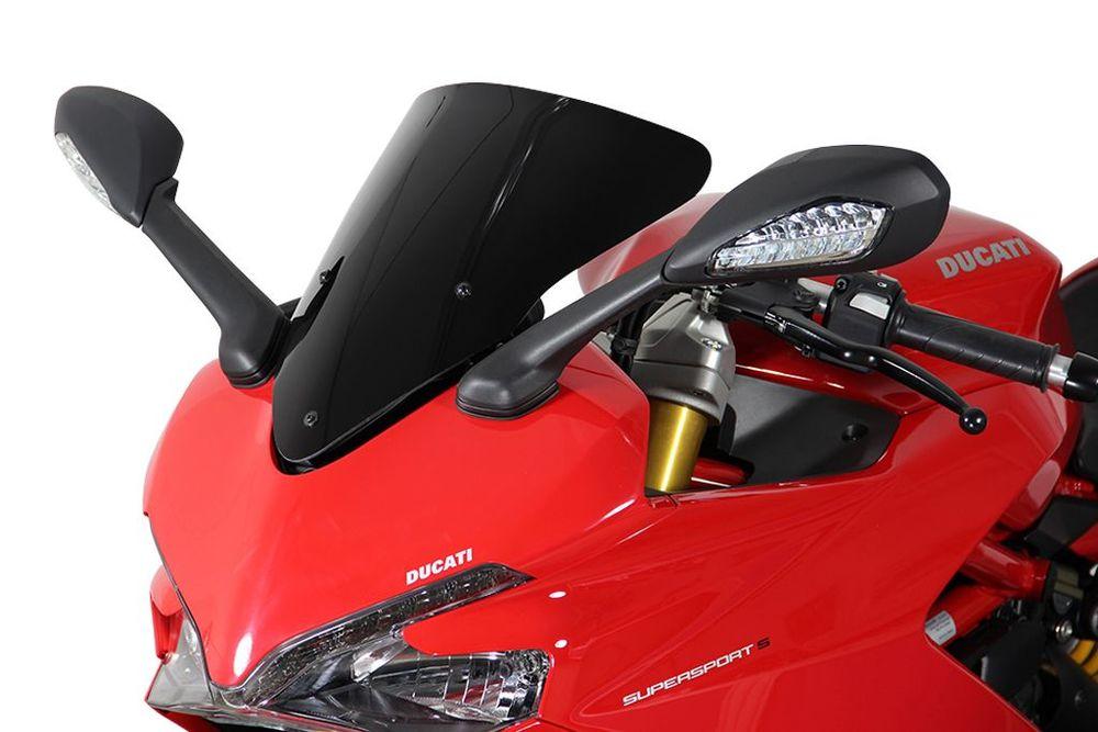 MRA エムアールエー スクリーンオリジナル カラー:ブラック SuperSport SuperSport S