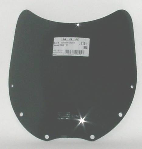 MRA エムアールエー スクリーン スポイラー ZZR600