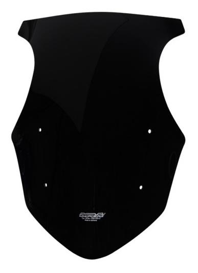 MRA エムアールエー スクリーン ツーリング カラー:ブラック/グラデーション無し Ninja1000