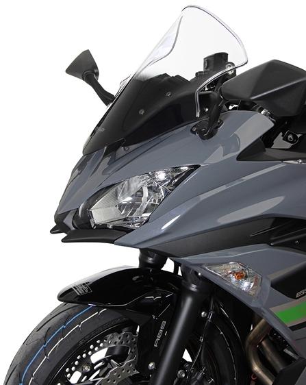 MRA エムアールエー スクリーンツーリング カラー:クリア/グラデーション有り Ninja 650