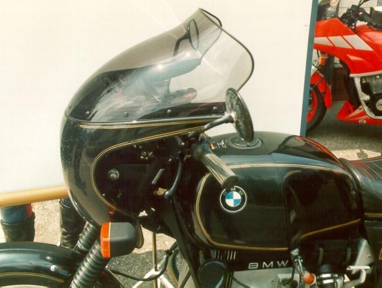 MRA エムアールエー スクリーン ツーリング R100S R90S(73-76)