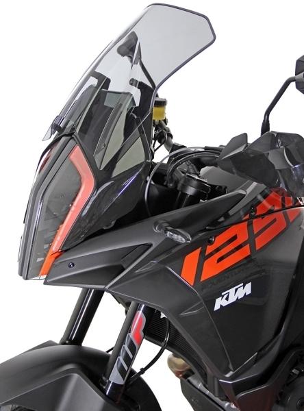 MRA エムアールエー スクリーン ツーリング【スクリーンキャンペーン】 カラー:ブラック 1290 SUPER ADVENTURE