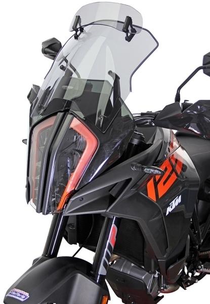 MRA エムアールエー ヴァリオ (VARIO) ツーリング スクリーン カラー:スモーク 1290 SUPER ADVENTURE