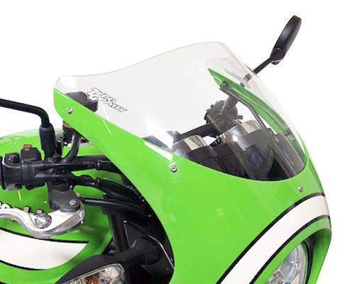 ZEROGRAVITY ゼログラビティ スクリーン【SRタイプ】 カラー:クリア Z900RS CAFE