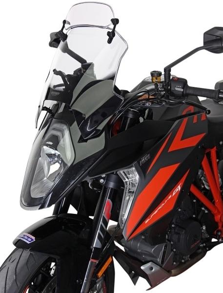 MRA エムアールエー X-Creen(エクスクリーン) カラー:クリア 1290 SUPER DUKE GT