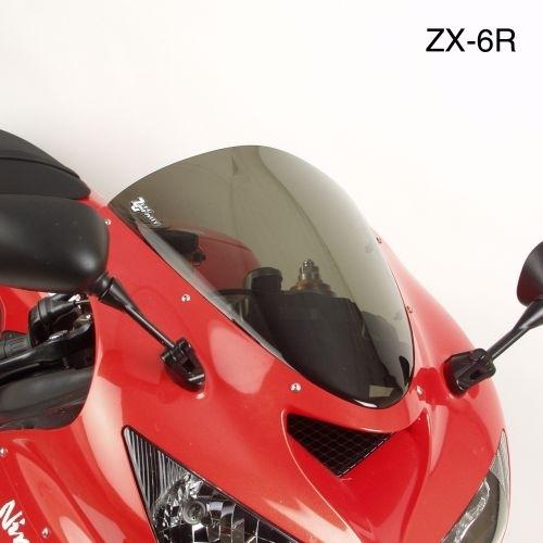 ZEROGRAVITY ゼログラビティ スクリーン 【SRタイプ】 ZX-10R ZX-6R ZX-6RR