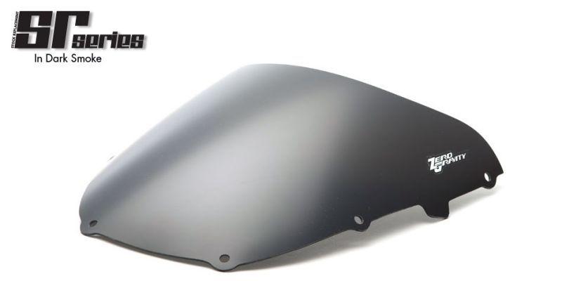 ZEROGRAVITY ゼログラビティ スクリーン 【SRタイプ】 カラー:スモーク TRX850