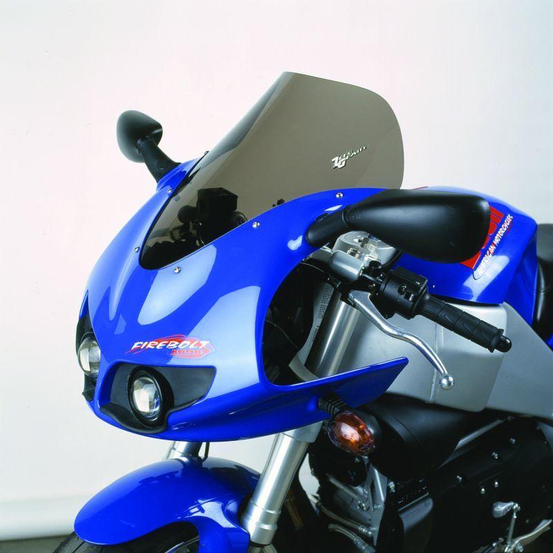 ZEROGRAVITY ゼログラビティ スクリーン 【スポーツツーリング】 FIREBOLT XB12R FIREBOLT XB9R