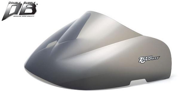 ZEROGRAVITY ゼログラビティ スクリーン 【ダブルバブル】 カラー:ダークスモーク VFR750R