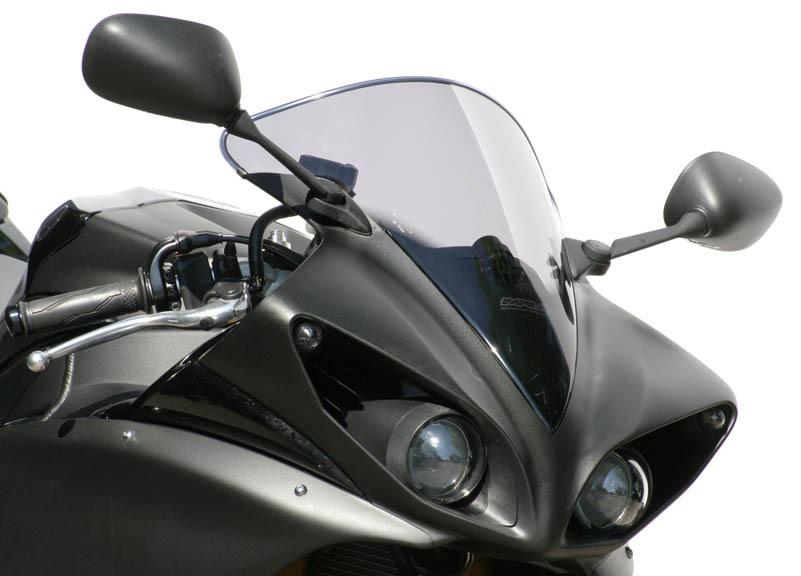 MRA エムアールエー スクリーン オリジナル カラー:ブラック/グラデーション有り YZF-R1