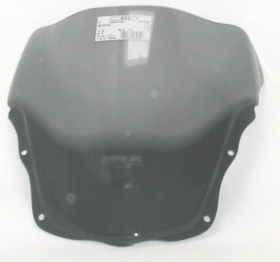 MRA エムアールエー スクリーン レーシング カラー:ブラック/グラデーション有り CBR1100XXスーパーブラックバード