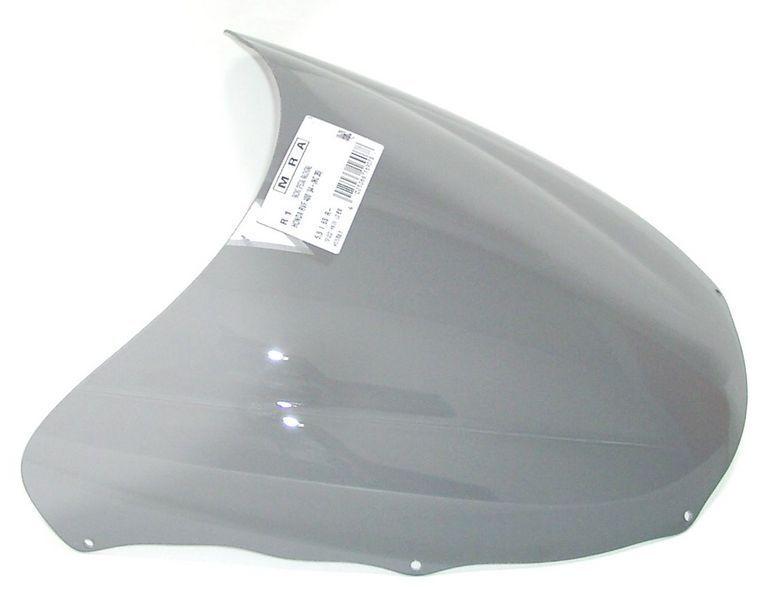 MRA エムアールエー スクリーン レーシング カラー:ブラック/グラデーション無し RVF400