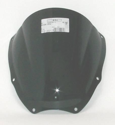 MRA エムアールエー スクリーン レーシング カラー:ブラック/グラデーション有り VTR1000SP
