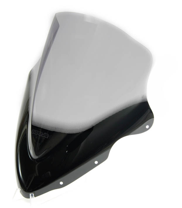 MRA エムアールエー スクリーン レーシング カラー:ブラック/グラデーション無し TMAX500