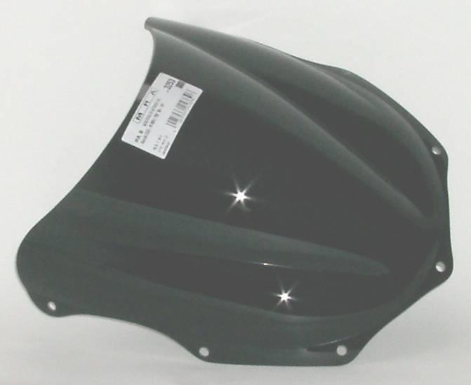 MRA エムアールエー スクリーン レーシング カラー:ブラック/グラデーション無し GSX-R600 GSX-R750