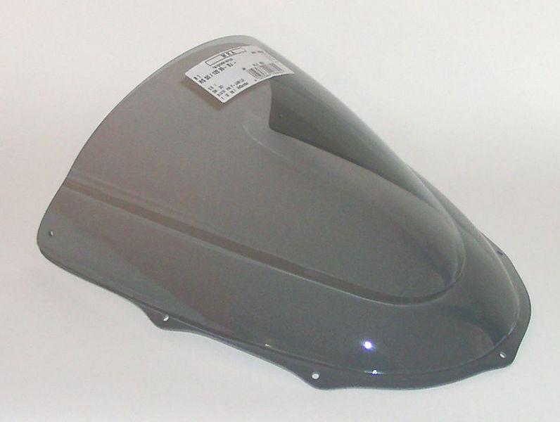 MRA エムアールエー スクリーン レーシング カラー:ブラック/グラデーション無し RS250 (アプリリア)