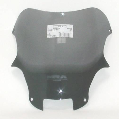 MRA エムアールエー スクリーン スポイラー カラー:ブラック/グラデーション無し VTR1000Fファイアストーム